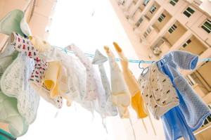 стирка одежды без порошка и мыла