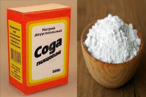 как применять соду