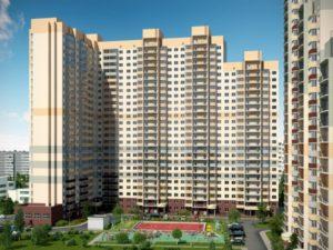 Комфортабельное жилье в ЖК Первый Юбилейный