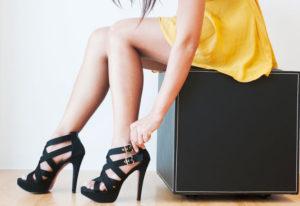 История каблуков и немного о высоких каблуках