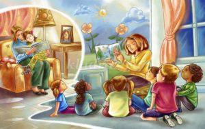 Сказкин Дом - окунитесь в месте с ребенком в мир сказки.