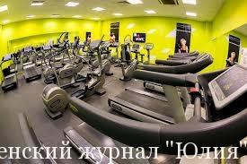 Фитнес клуб в СПБ
