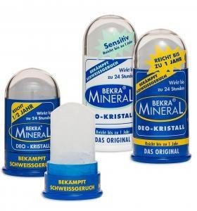 Минеральные дезодоранты из Таиланда