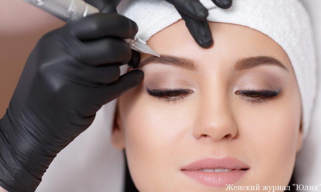 Перманентный макияж - FAQ