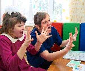 Логопедическая помощь детям с ДЦП: задачи и особенности