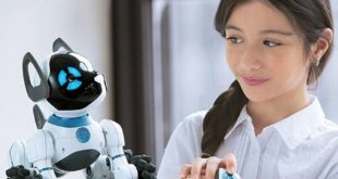 Игрушки - роботы, современные технологии в массы 8