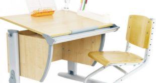 Растущий стол для школьника 4