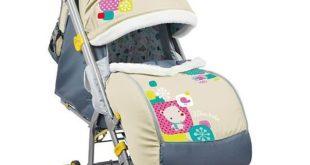Детские санки-коляска 1