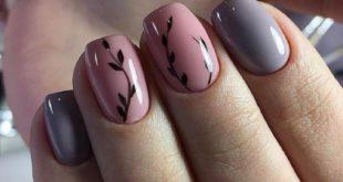 Наращивание ногтей в домашних условиях 5