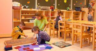 Выбор детского сада -