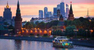 Аренда теплохода в Москве на свадьбу и другие торжества -